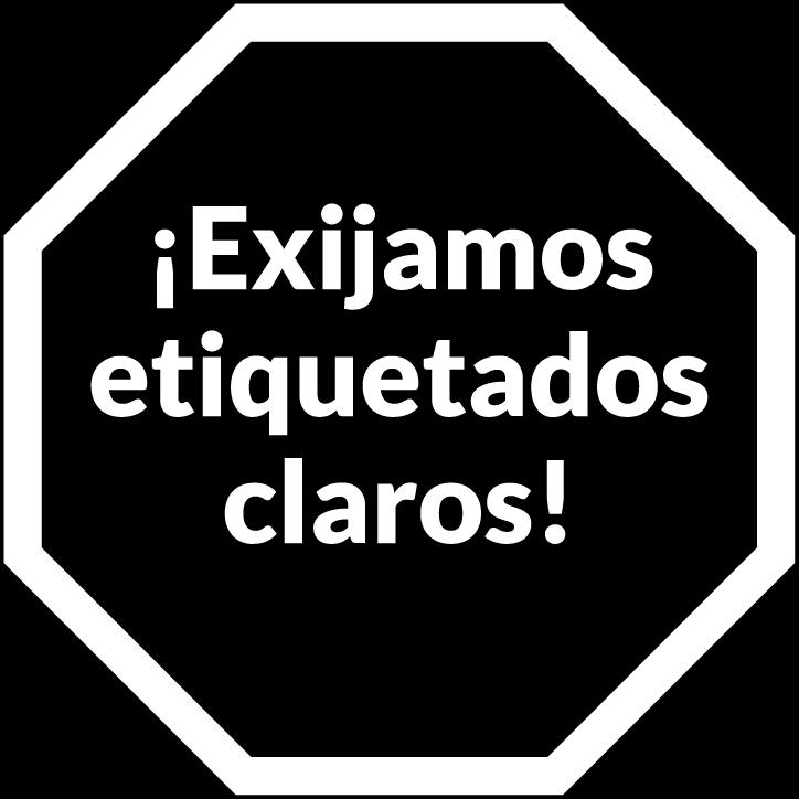 Etiquetados Claros
